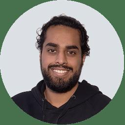 Mitgründer von Angsa-Robotics: Bilal Tariq zuständig für Produktmanagement & Sales