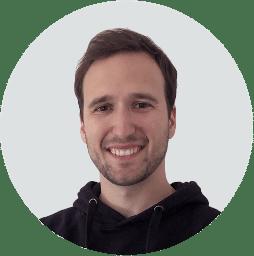 Mitgründer von Angsa-Robotics: Karl Schulz, zuständig für Künstliche Intelligenz