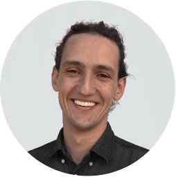 Mitgründer von Angsa-Robotics: Lukas Wiesmeier, zuständig für Management & Software Development