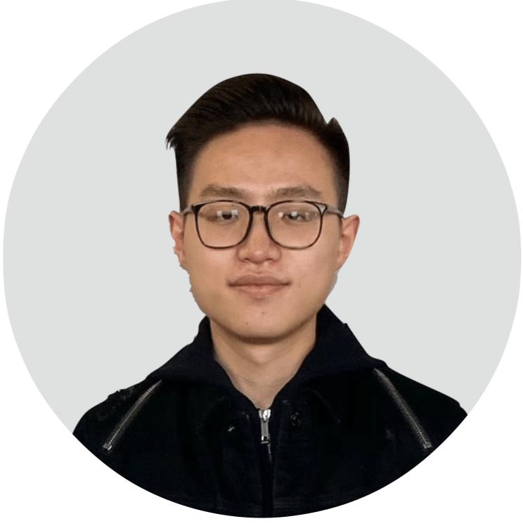 Mitarbeiter von Angsa-Robotics: Yige Wang, zuständig für den Ausweichmechanismus