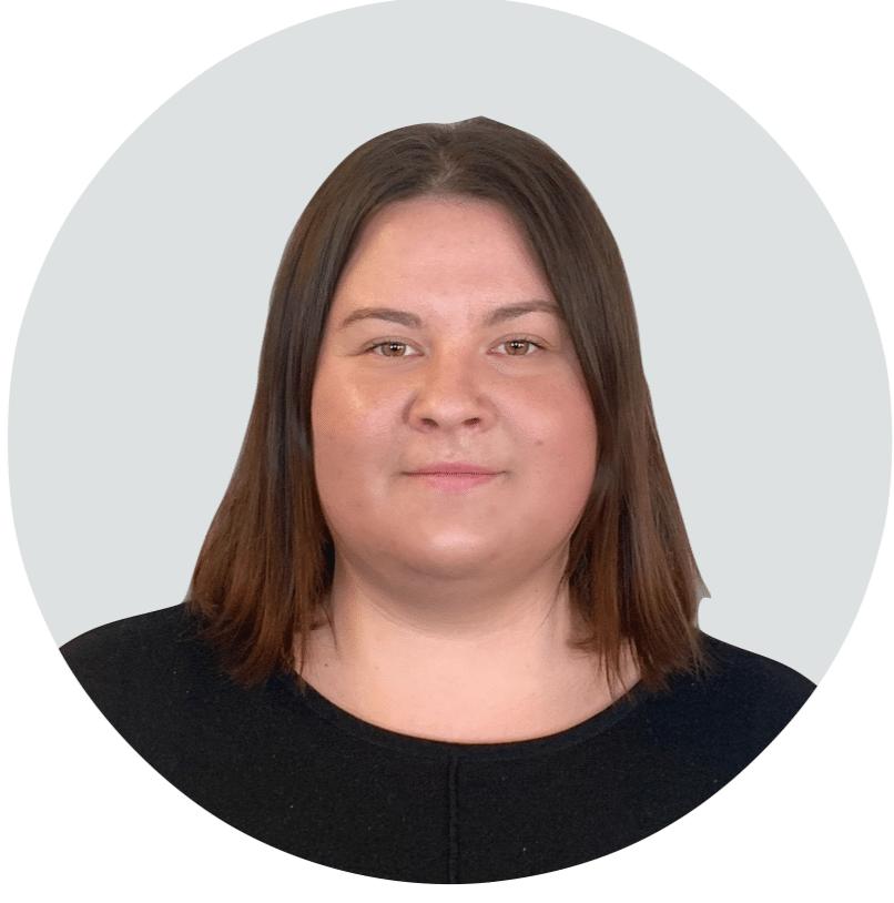 Mitarbeiter von Angsa-Robotics: Diana Ghosh, zuständig für Projektstudium Marketing