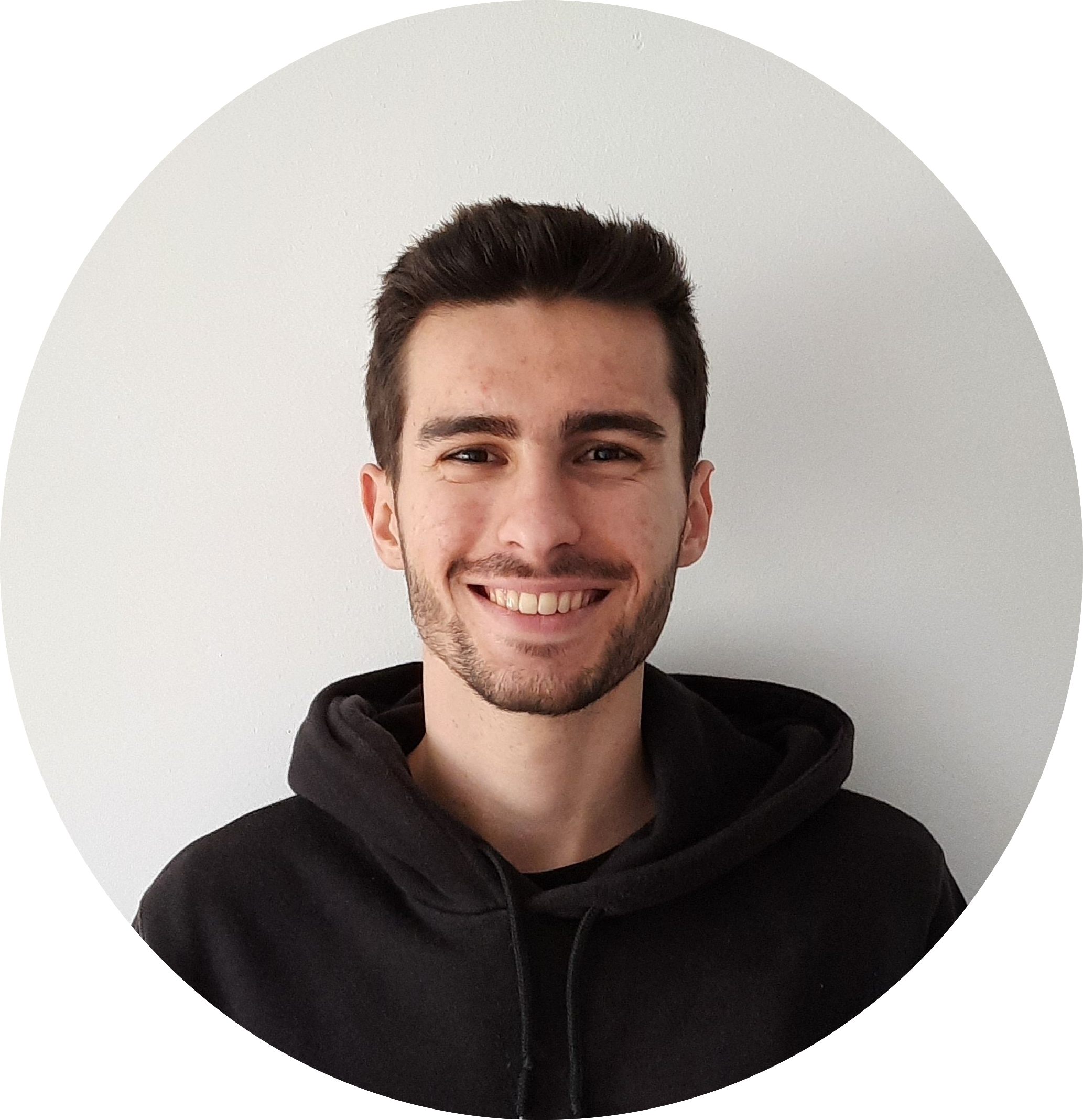 Mitarbeiter von Angsa-Robotics: Daniel San Josè Pro, zuständig für Pick Up System