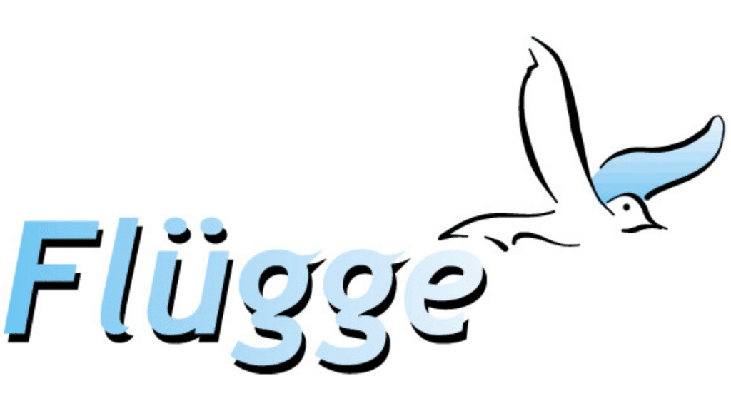 Logo: Flügge